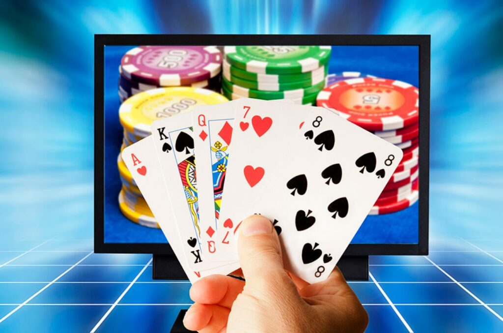 Online slot machines are the most popular online gambling game